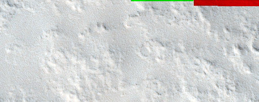 West Flank of Elysium Mons