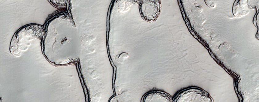 Good Fingerprint Terrain with Sawtooth Patterns