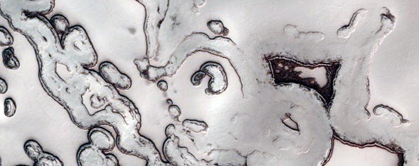 South Polar Layered Deposits Survey