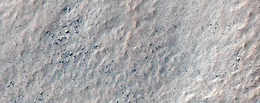 Noachian Crater