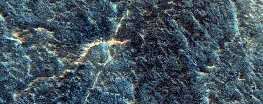 Light-Toned Layering along Plains West of Juventae Chasma