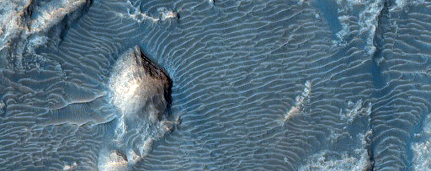 North Hesperia Planum
