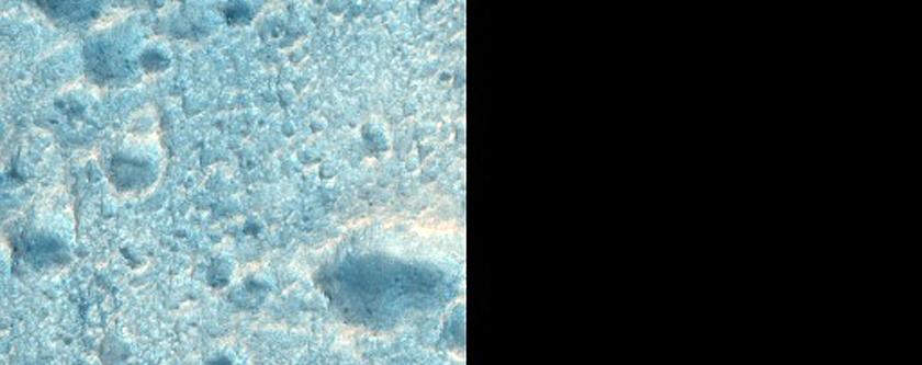 Libya Montes - Potential MSL Rover Landing Site