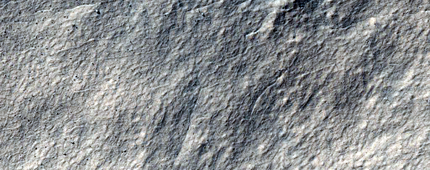 High Thermal Inertia Slope in Argyre Region