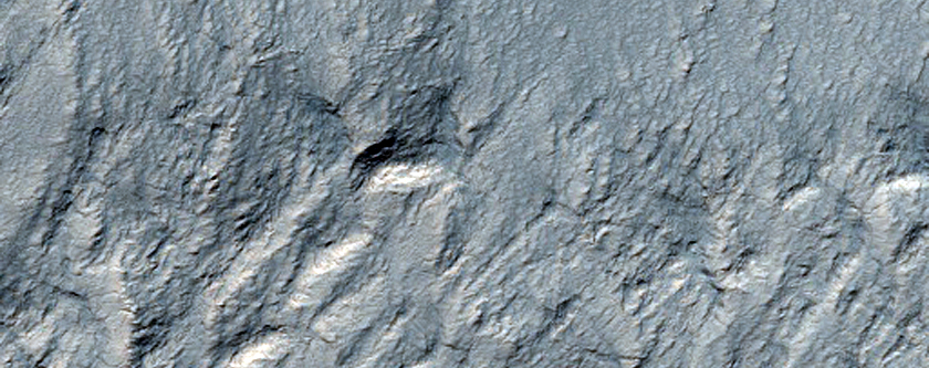 Repeated Erosion and Deposition in the South Polar Layered Deposits