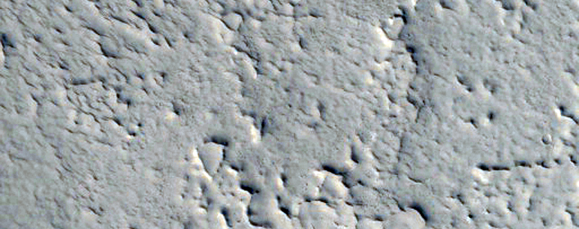 Clanis and Hypsas Valles
