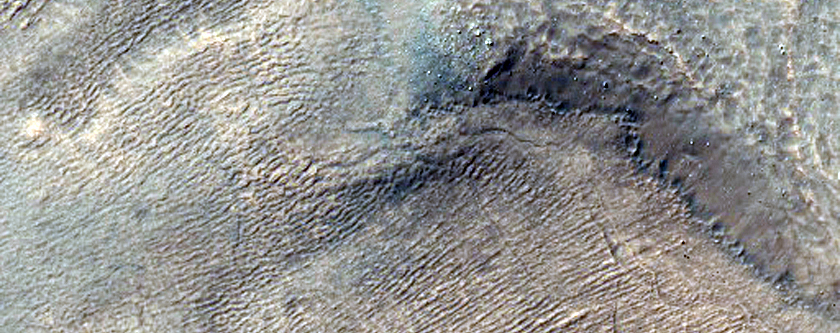 Sample of Harmakhis Vallis