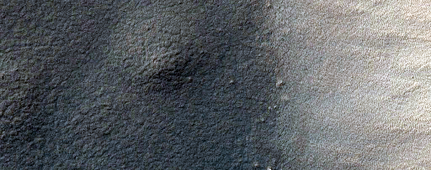 Cover A Subset of Gullies Previously Identified in MOC Image M13-02265