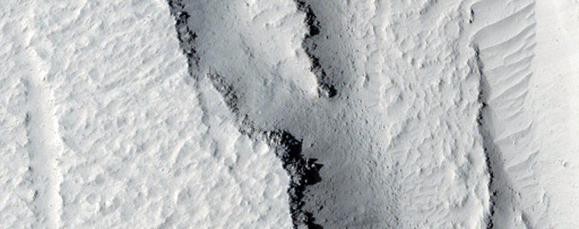 Tumescent Structure in Kasei Valles