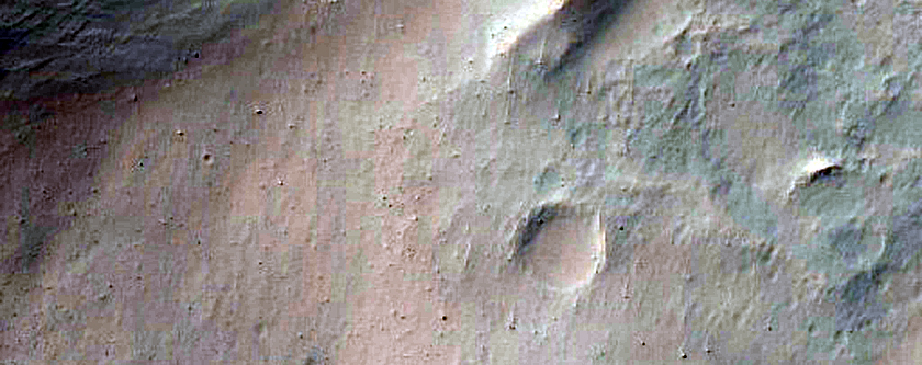 Gullies with Bright Material of Channel Walls