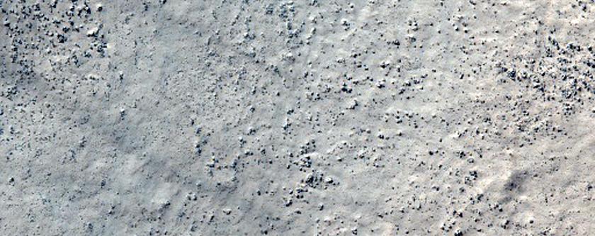 Eridania Scopulus