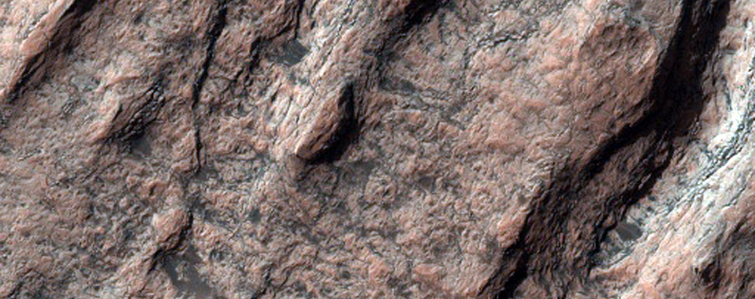 Light-Toned Rock in Southern Highlands