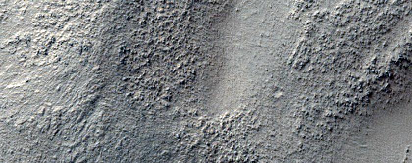 Floor of Hellas Basin