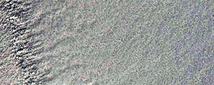 Chasma Borealis