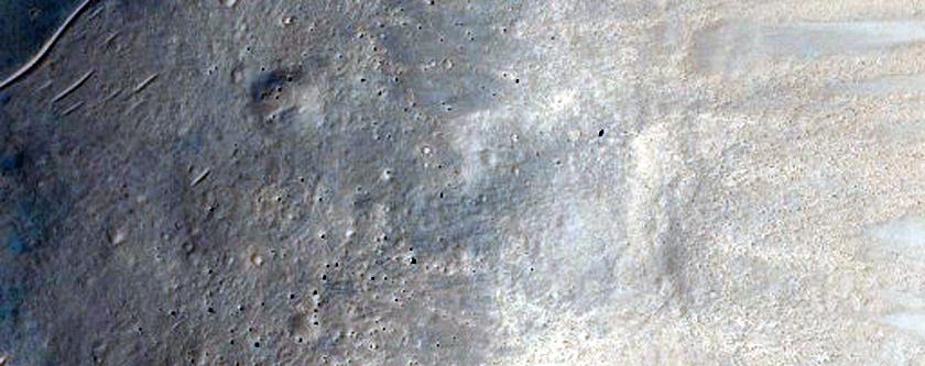 Fresh Onon Crater