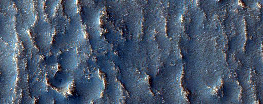 Dike and Cave Up-Slope of Hrad Vallis