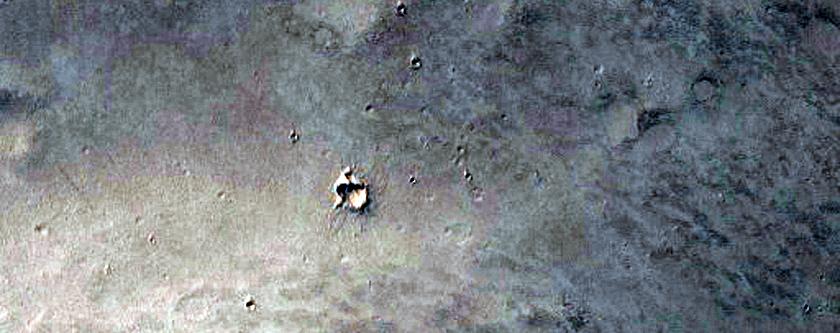 Crater Floor Fan