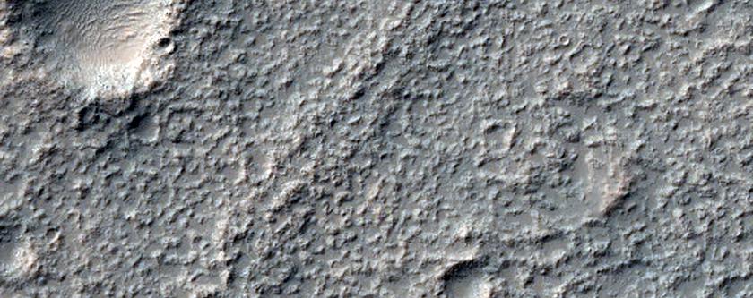 Flows in Southern Terra Sirenum