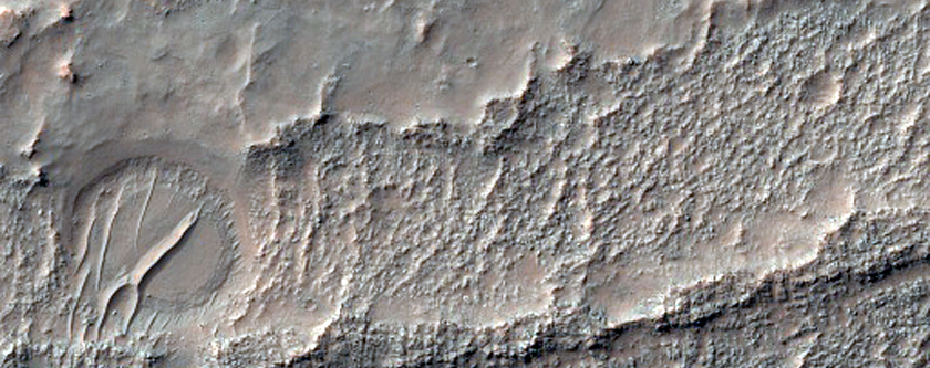 Thermally-Distinct Lineations on Thaumasia Planum
