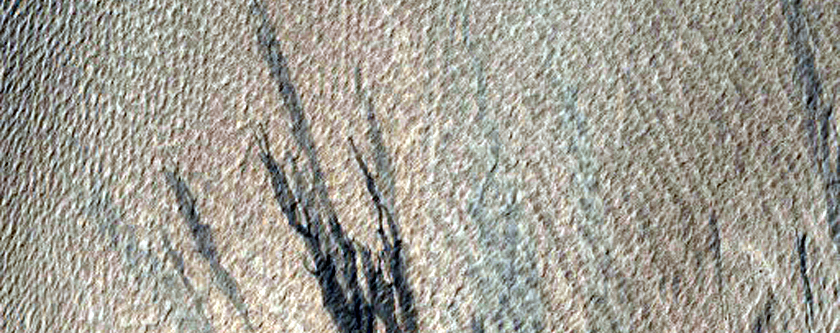 Hanging Valley in Minio Vallis