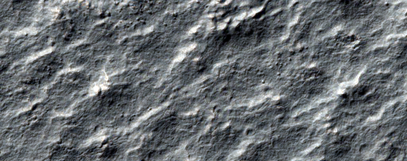 Craters on an Ice-Rich Debris Apron