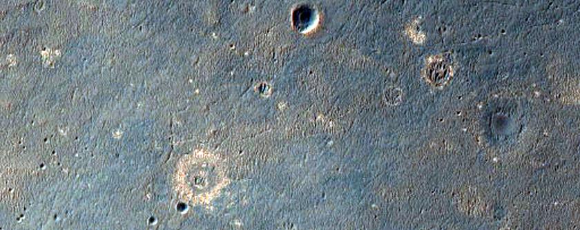 Fillosilicati e le stratificazioni nella regione di Meridiani