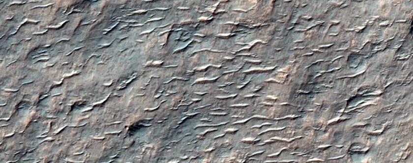 Hesperia Planum Sample