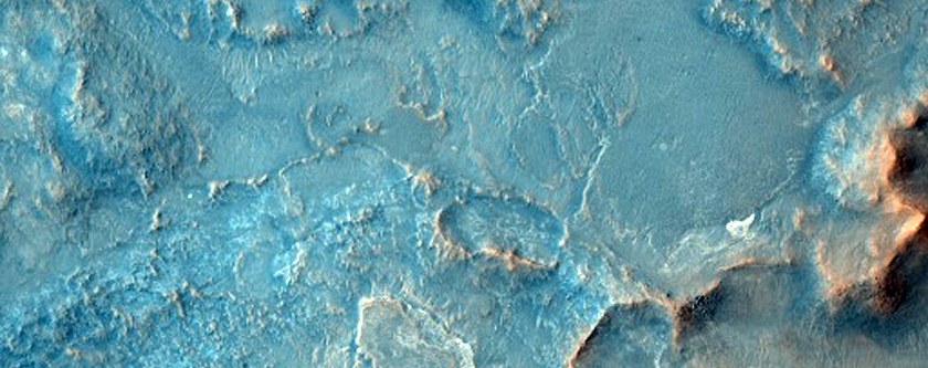 Possible Low-Calcium Pyroxene in Nili Fossae