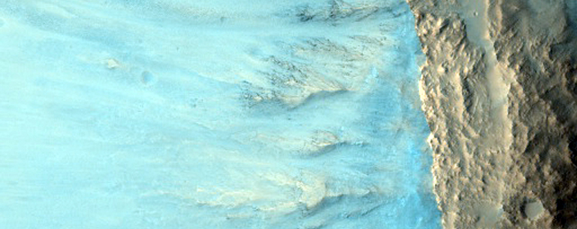 Lithologic Diversity in Grindavik Crater