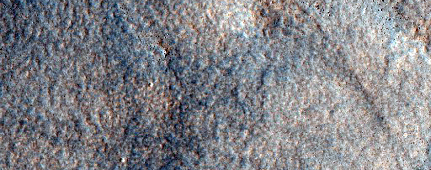 Landforms in Thumbprint Terrain on the Northern Plains