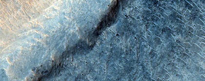 Distal Outflow Deposits from Maja and Kasei Valles in Chryse Planitia