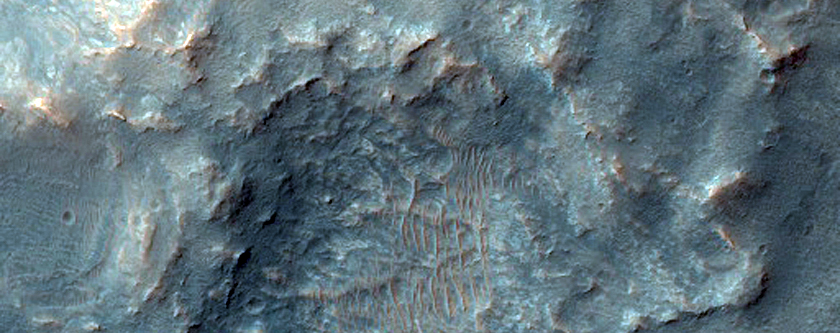 Light-Toned Layering and Inverted Channels along Plains