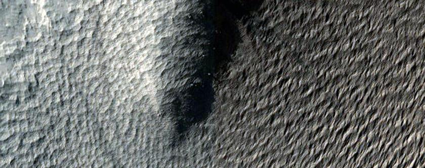 Nicholson Crater Mound