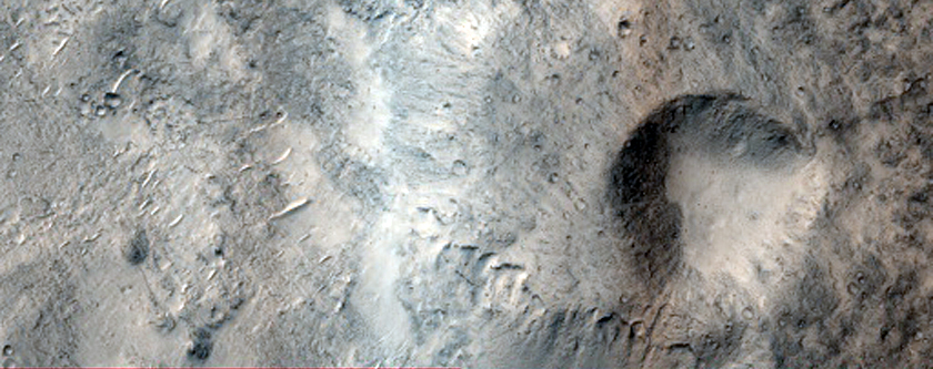 Sample of Arabia Terra