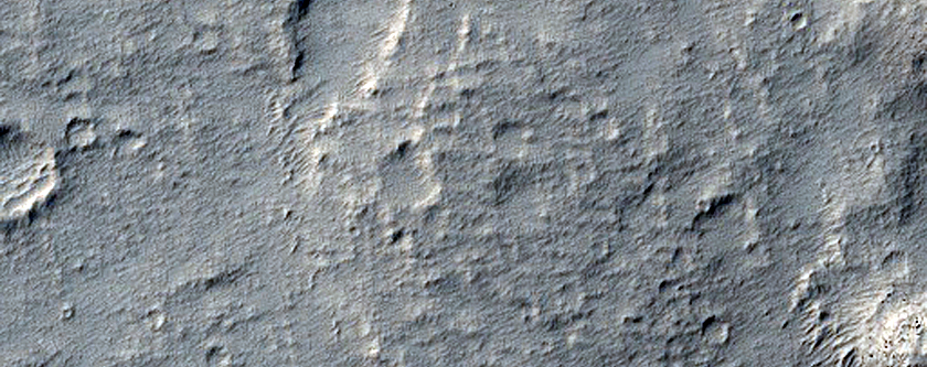 Channel Landforms in Mangala Valles System