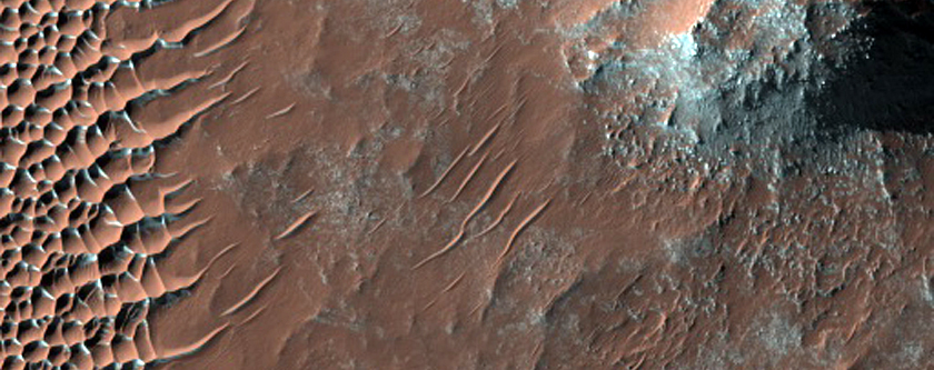 Aeolian Features, Large and Small