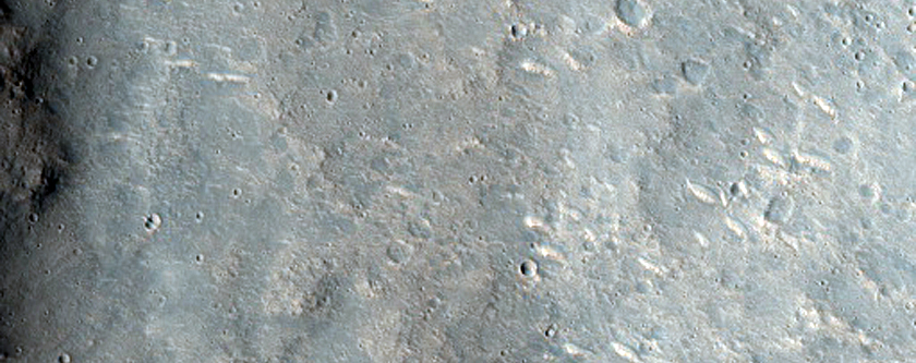 Sample of Maja Valles