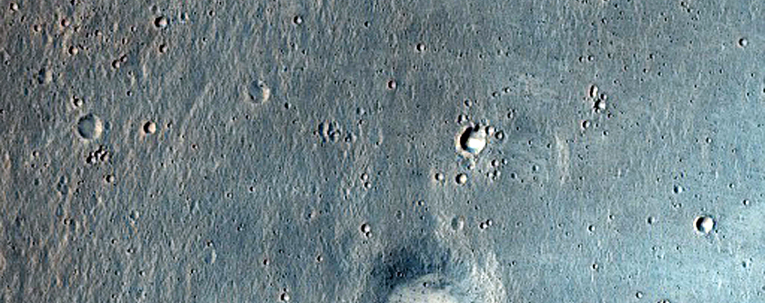 Possible Intravalley Paleolake in Shalbatana Vallis