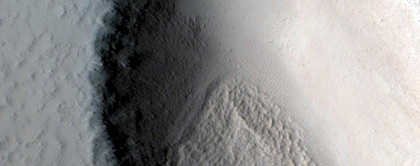 Cyane Fossae Pits