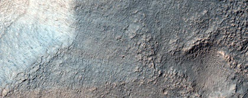 Reull Vallis Terraces