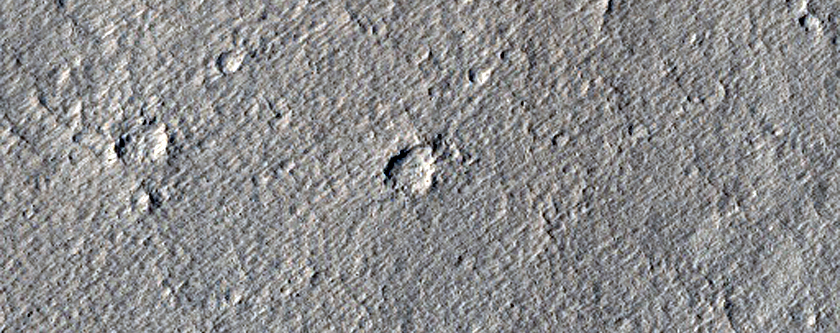 New Impact Crater: Formed between Jan 2006 and May 2008