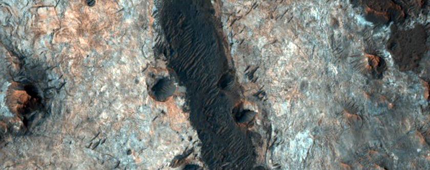 Possible MSL Landing Site Mawrth Vallis