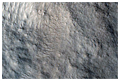 Craters in Northern Arabia Terra in MOC Image R08-01875