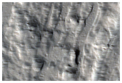 Northern Flank of Olympus Mons