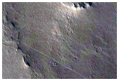 Possible New Impact Site Formed between May 2008 and October 2010