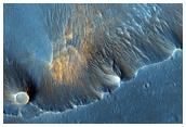 Hematite in Capri Chasma