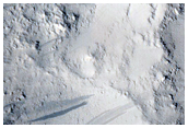 Arabia Terra Crater Rim