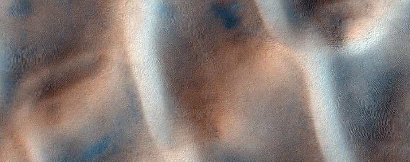 Dune Field in Noachis Terra
