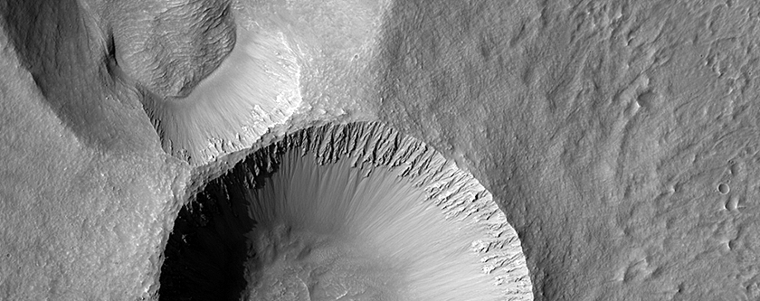 Which Crater Came First?