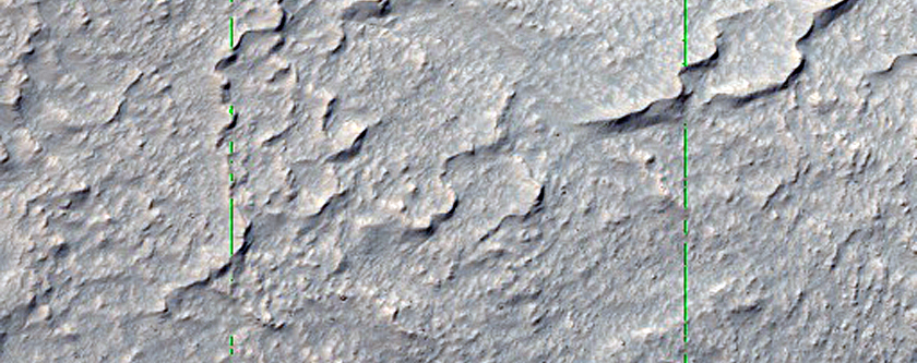 Euripus Mons Massif with Apron